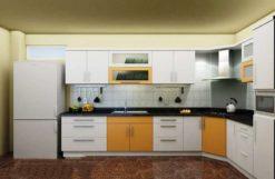 Tủ bếp Acrylic 74