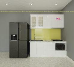 Tủ bếp Acrylic ML 91