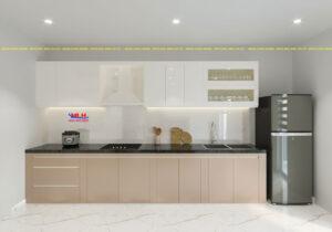Tủ bếp Acrylic ML 86 đẹp giá rẻ