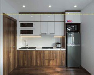 Tủ bếp Acrylic ML 92