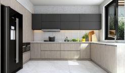 Tủ bếp Laminate Ml 94 đẹp rẻ