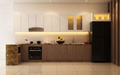 Tủ bếp Laminate ML 95 đẹp rẻ