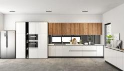 Tủ bếp Laminate ML 99 đẹp
