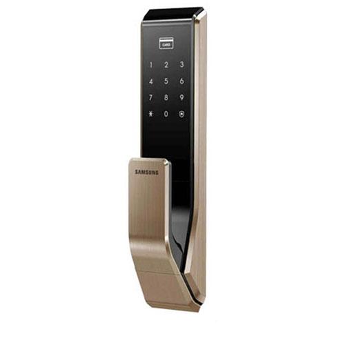 Khóa điện tử Samsung SHS-P717-LMG-EN