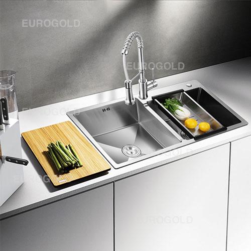 Chậu rửa bát inox EuroGold
