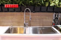 Chậu rửa chén inox Carysil VN-D200