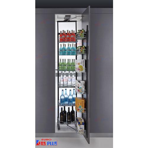 Tủ đồ khô inox nan 6 tầng Eurokits TK.24A