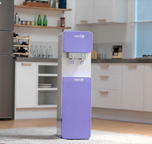 Máy lọc nước nóng lạnh Newlife P300