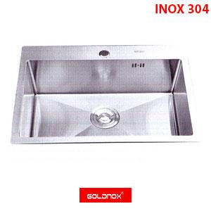 Chậu rửa chén inox Goldnox GN6045