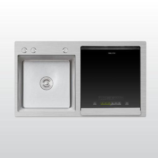máy rửa bát Malloca WQP6-890F3