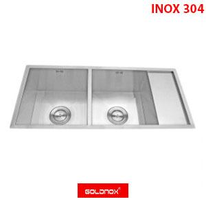 Chậu rửa chén inox Goldnox GN10045