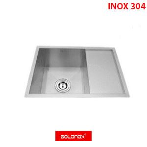 Chậu rửa chén inox Goldnox GN6545
